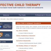 Effective Child Therapy
